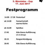 Festprogramm Baeretatze-Cup 2017 v3