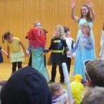 Kindermaskenball Kidsdance